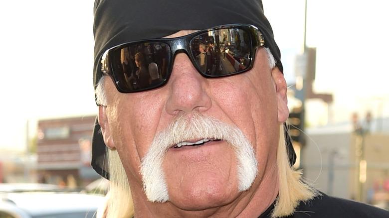 Hulk Hogan på gaten