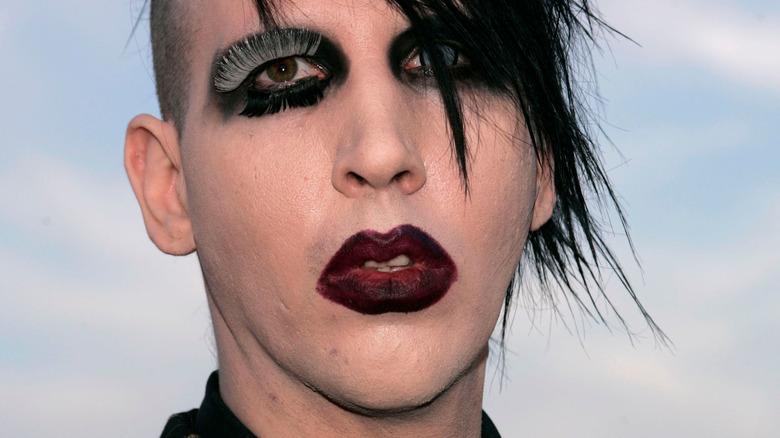 Marilyn Manson seriøs