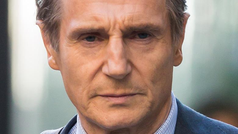 Liam Neeson stirrer
