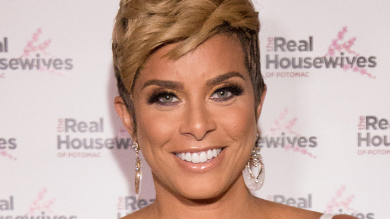"""Robyn Dixon deltar på """"Real Housewives Of Potomac"""" Premiere Party"""