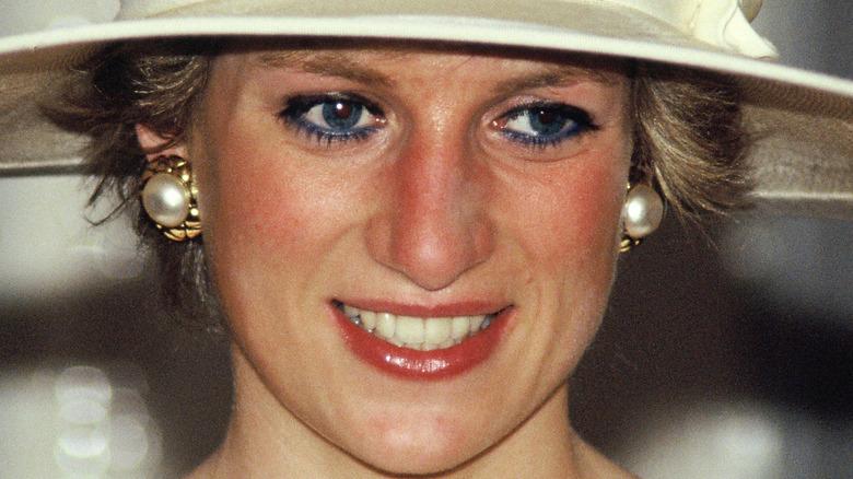Prinsesse Diana på arrangementet