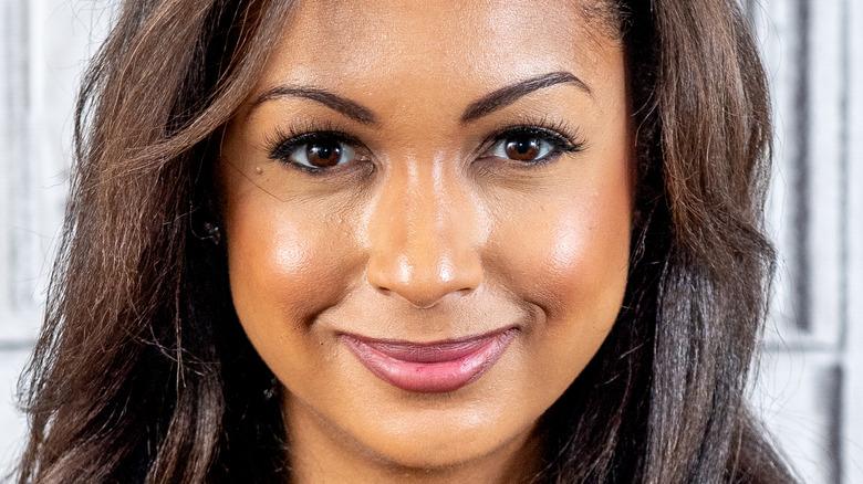 Eboni K. Williams smiler