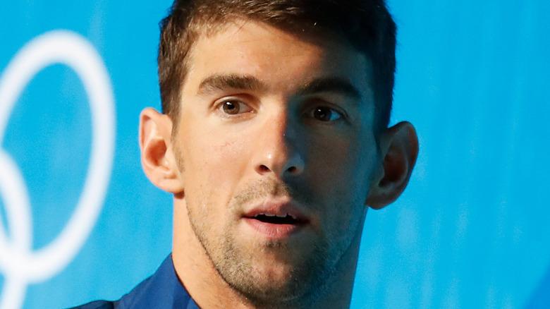 Michael Phelps i OL