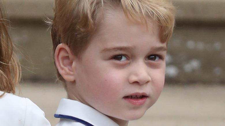 Prins George smiler