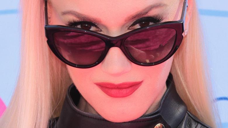 Gwen Stefani iført solbriller