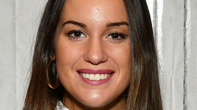 Hannah Berner, smilende bilde fra 2019