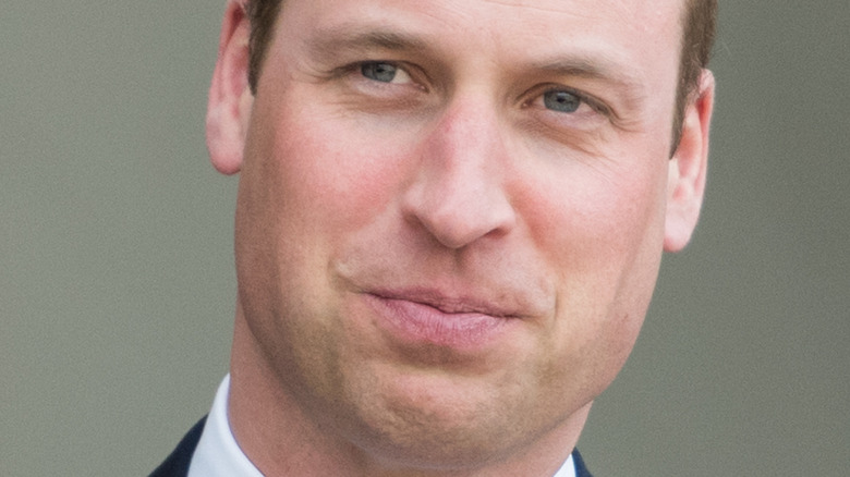 Prins William heftet leppene