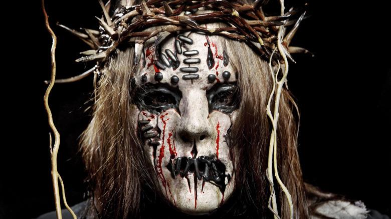 Joey Jordison i arkivbilde