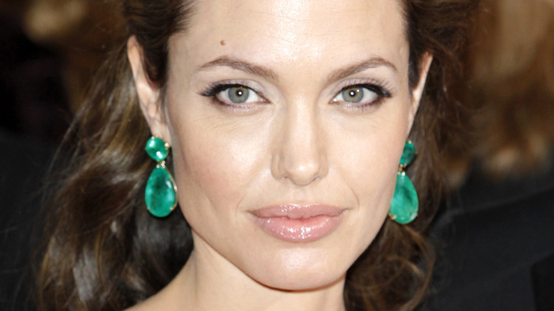 Angelina Jolie på et arrangement