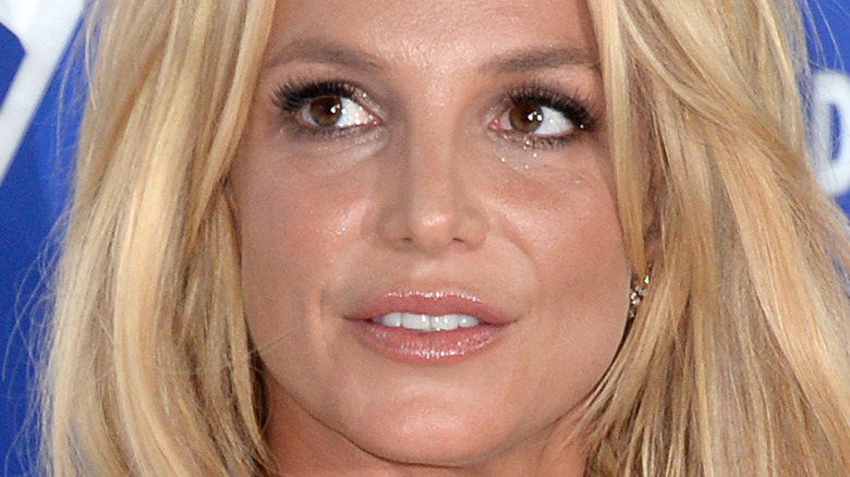 Britney Spears lipgloss