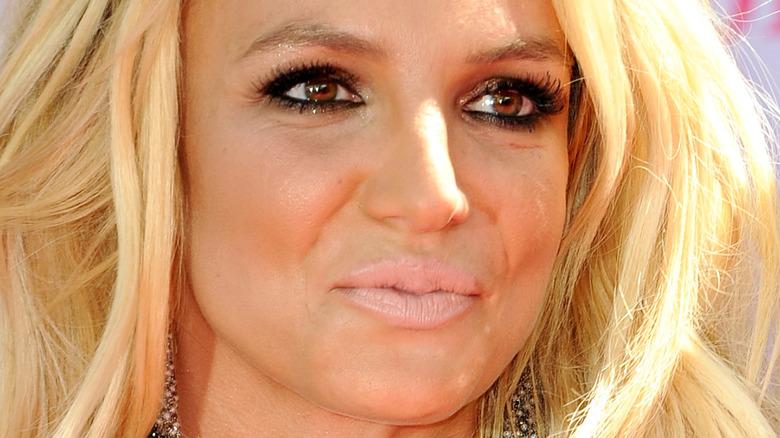 Britney Spears øyevipper