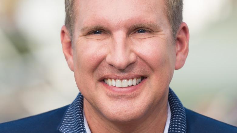 Todd Chrisley, smilende, 2017-bilde