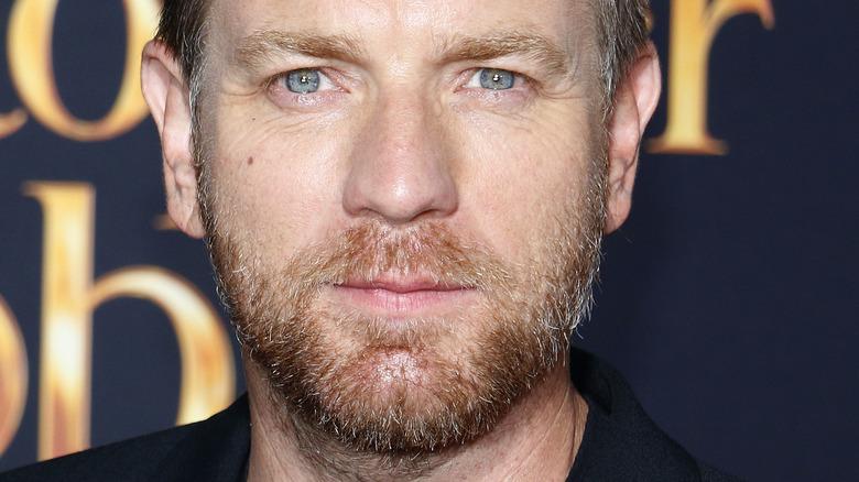 Ewan McGregor på premieren til Christopher Robin