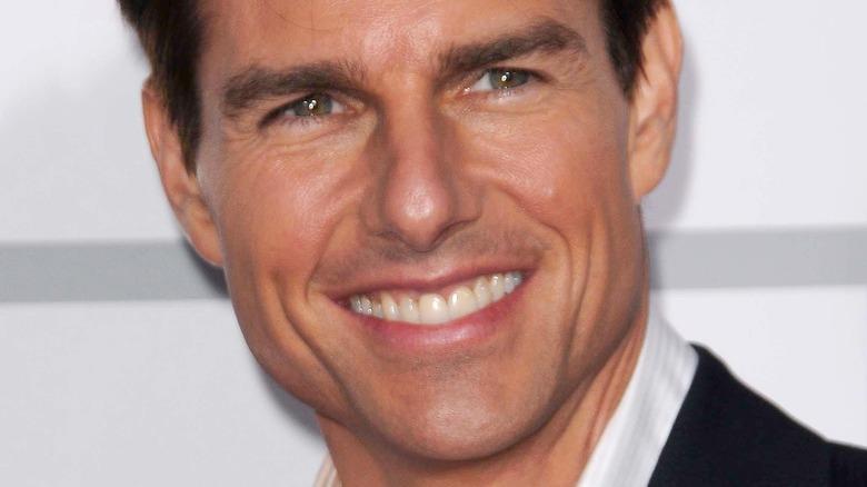 Tom Cruise smiler