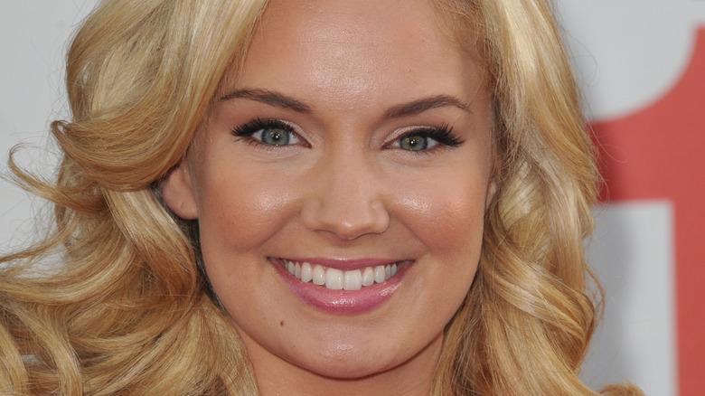 Tiffany Thornton smiler