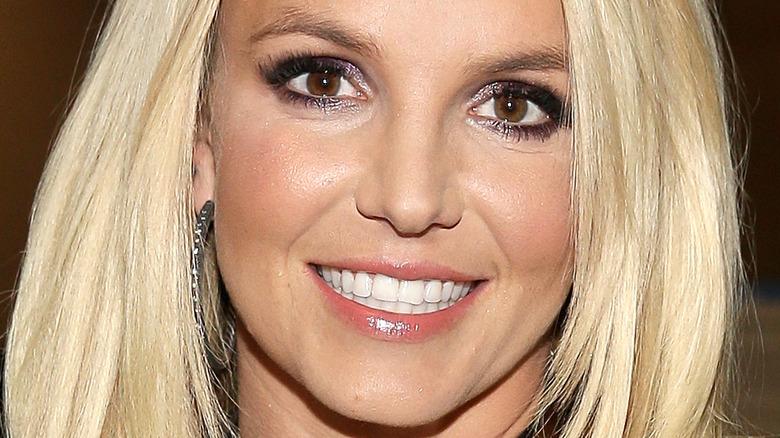 Britney Spears øreringer