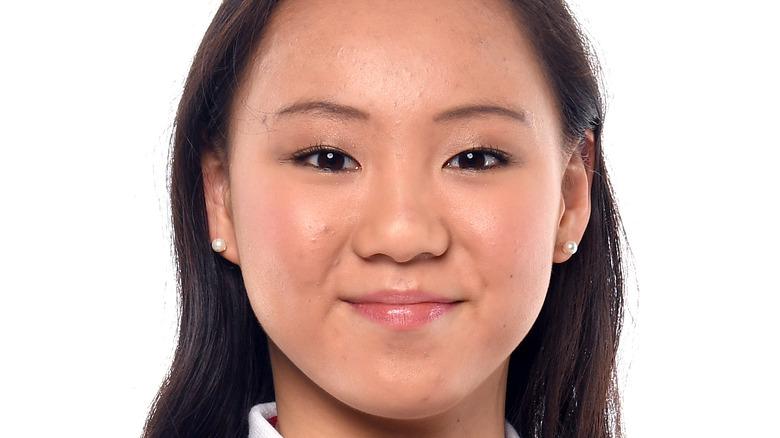 Kara Eaker OL i USA skyter