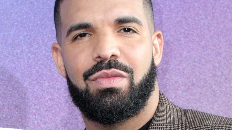 Drake på Eurphoria premiere