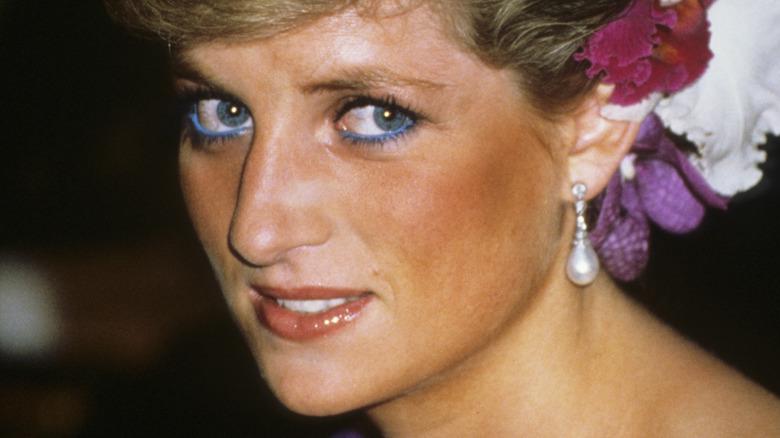 Prinsesse Diana grimrer