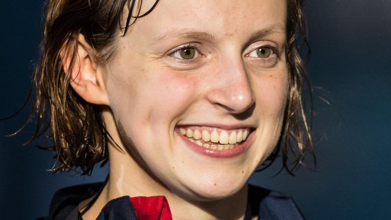 Katie Ledecky på FINA verdensmesterskap i svømming 2013 i Barcelona