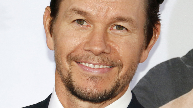 Mark Wahlberg på den røde løperen