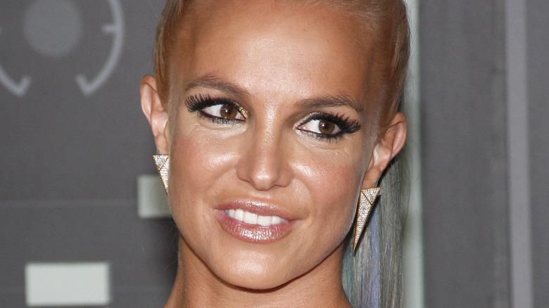 Britney Spears røde løperen