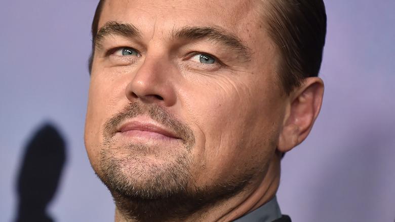 Leonardo DiCaprio poserer