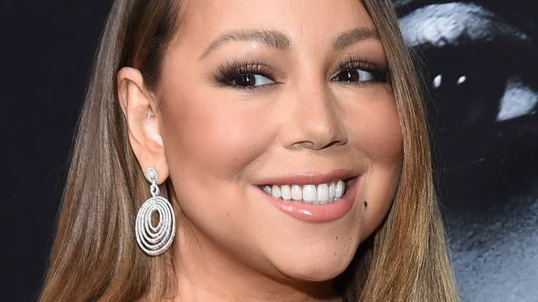 Mariah Carey på den røde løperen