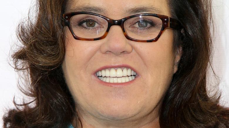 Rosie O'Donnell smiler