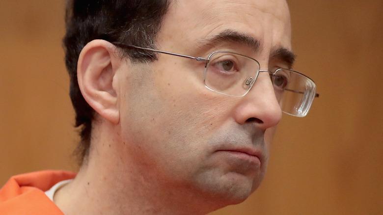Larry Nassar under straffeutmålingen