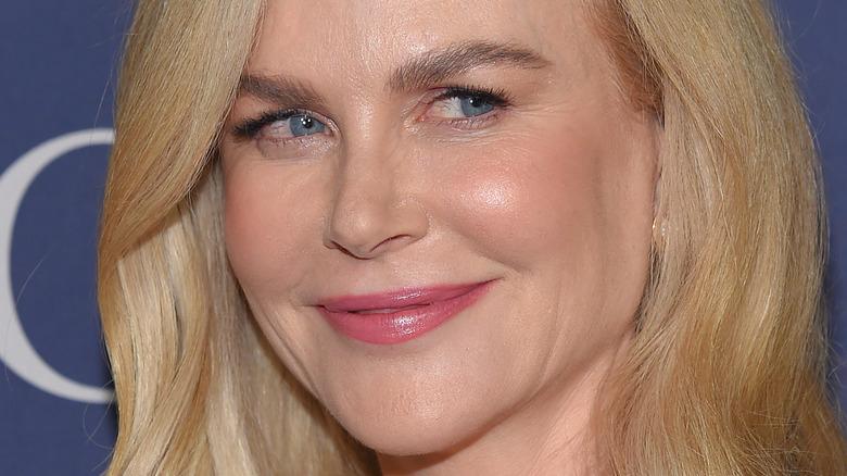 Nicole Kidman smiler