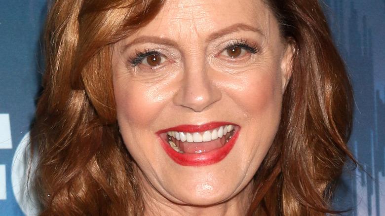Susan Sarandon smiler