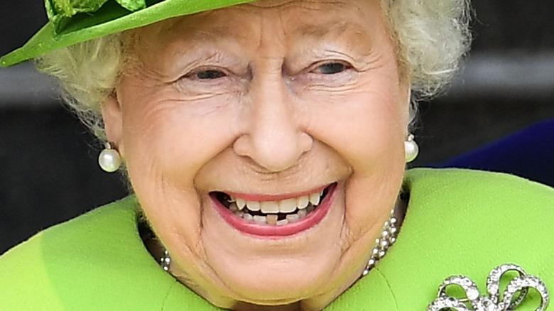 Dronning Elizabeth tenner