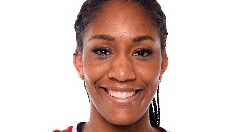 A'ja Wilson, olympisk portrettfoto i 2020