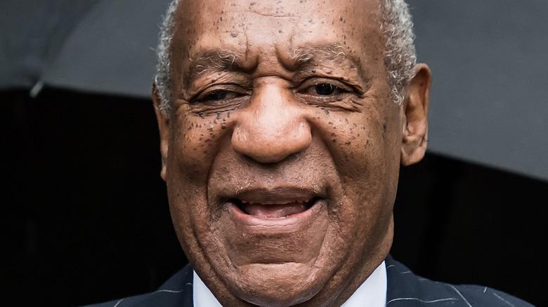 Bill Cosby utenfor retten i 2018