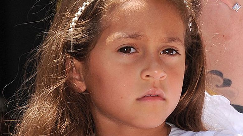 Jennifer Lopez's datter Emme på morens Hollywood Walk of Fame-seremoni