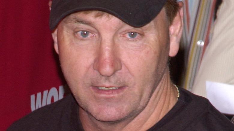 Jamie Spears iført baseballcap
