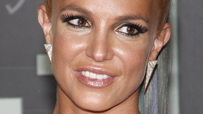 Britney Spears på MTV Video Music Awards