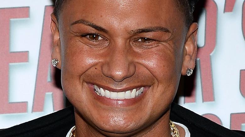 Pauly D smiler
