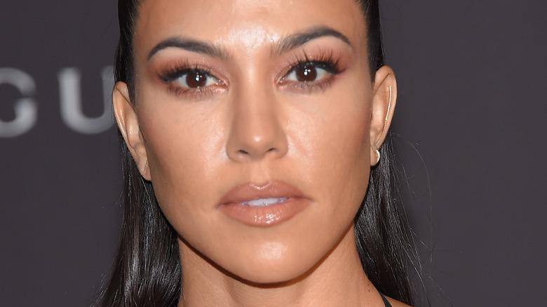Kourtney Kardashian, poserer