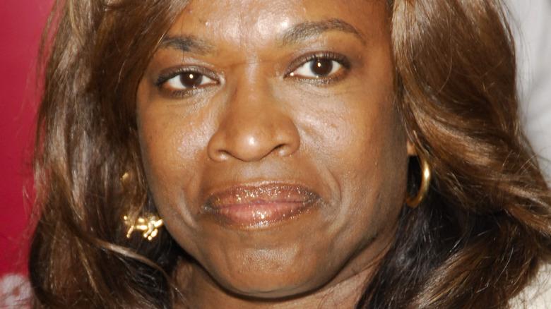 Donda West på et arrangement