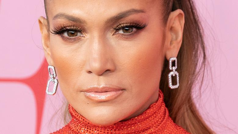 Jennifer Lopez på et arrangement