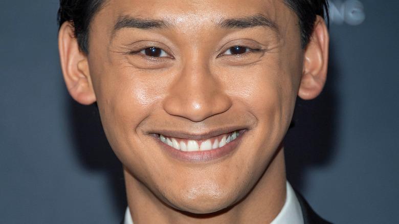 Josh Dela Cruz smiler