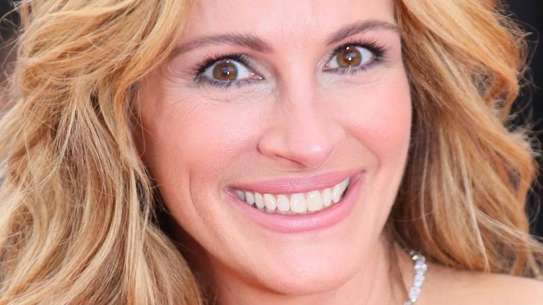 Julia Roberts smiler