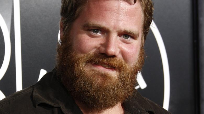 Ryan Dunn smiler