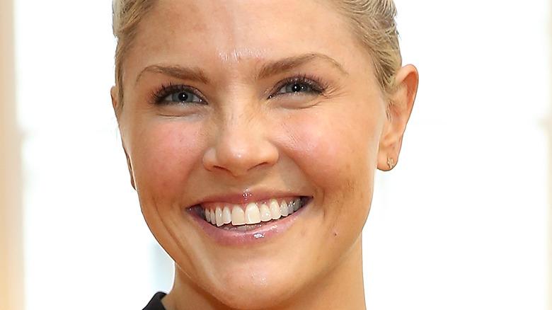 Amanda Kloots brede smil