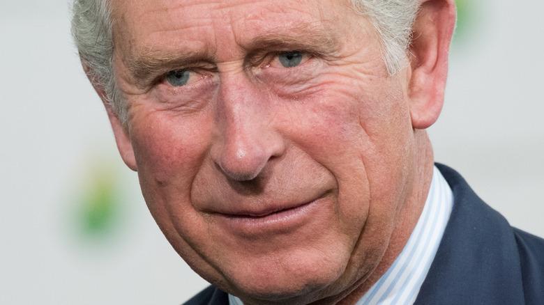 Prins Charles blå øyne