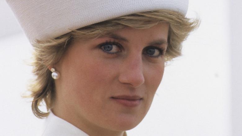 Prinsesse Diana i 1987
