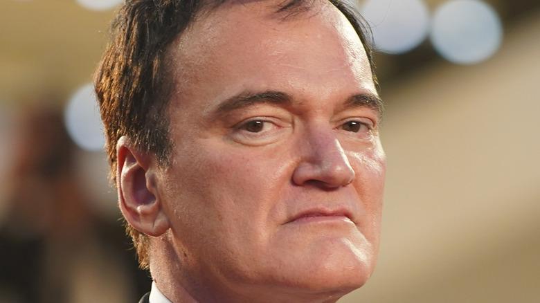 Quentin Tarantino nærbilde