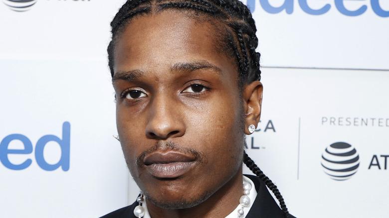 """En $ AP Rocky deltar på Tribeca-festivalpremieren i 2021 av """"Stockholm Syndrome"""""""